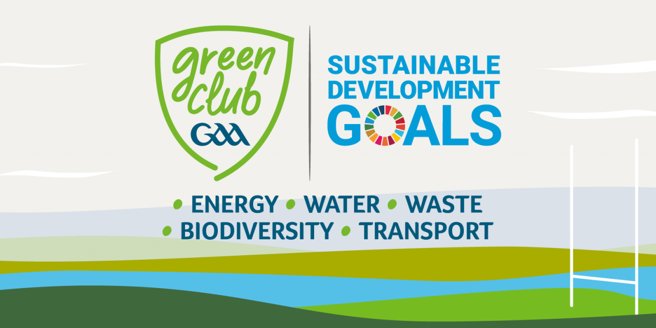 GAA Green Club Programme