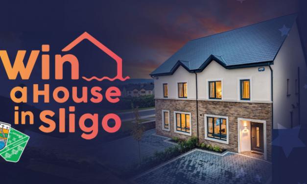 Win a House in Sligo